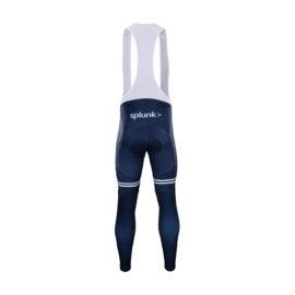 Zimní kalhoty na kolo Trek-Segafredo 2020 zadní strana