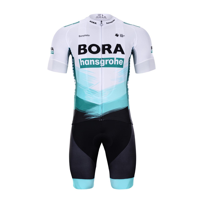 Cyklistický dres a kalhoty Bora-Hansgrohe 2021