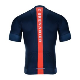 Cyklodres Ineos 2021 Grenadiers zadní strana