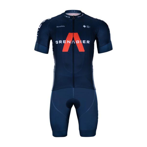 Cyklistický dres a kalhoty Ineos 2021 Grenadiers