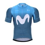 Cyklistický dres Movistar 2021