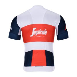 Cyklodres Trek-Segafredo 2021 zadní strana