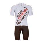 Cyklistický dres a kalhoty AG2R 2021 CITROËN