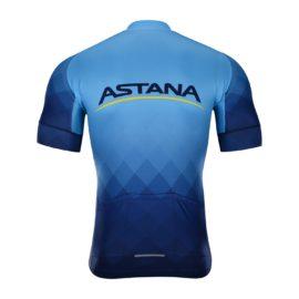 Cyklodres Astana 2021  zadní strana