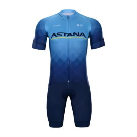Cyklistický dres a kalhoty Astana 2021