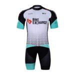 Cyklistický dres a kalhoty BikeExchange 2021