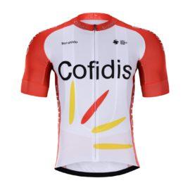 Cyklistický dres Cofidis 2021