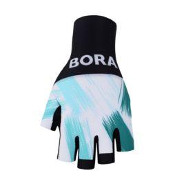 Cyklistické rukavice Bora-Hansgrohe  2021