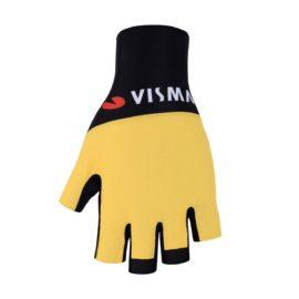 Cyklistické rukavice Lotto-Jumbo Visma 2021