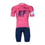 Cyklistický dres a kalhoty EF Education First 2021 Nippo