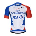 Cyklistický dres Groupama 2021 FDJ