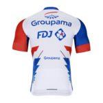 Cyklodres Groupama 2021 FDJ zadní strana