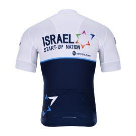 Cyklodres Israel 2021 Start-Up Nation zadní strana