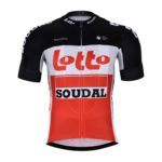 Cyklistický dres Lotto-Soudal 2021