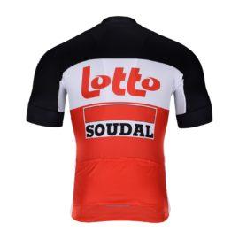 Cyklodres Lotto-Soudal 2021 zadní strana