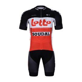 Cyklistický dres a kalhoty Lotto-Soudal 2021