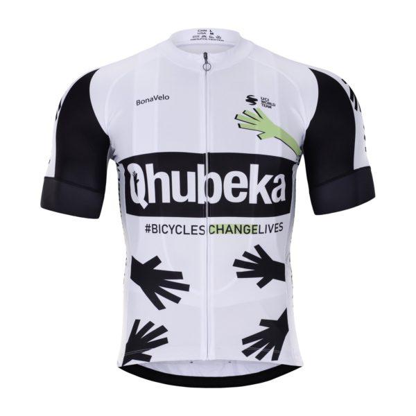 Cyklistický dres Qhubeka 2021 ASSOS