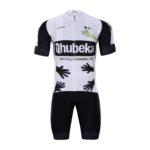 Cyklistický dres a kalhoty Qhubeka 2021 ASSOS
