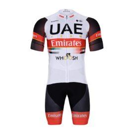 Cyklistický dres a kalhoty UAE 2021 Team Emirates